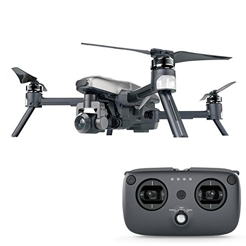 Walkera Vitus 320 5.8G WiFi FPV Quadcopter Foldable 3-Axis Gimbal 4K HD Camera RC Camera Drone Obstacle Avoidance AR Games VS Compatible for DJI Mavic Pro Spark