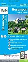 Besançon - Forêt de Chailluz 1:25 000