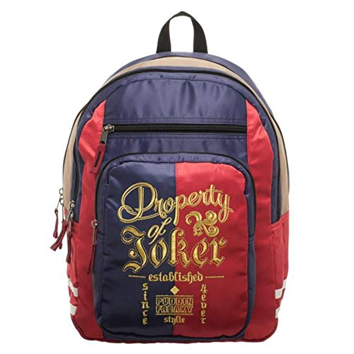 41LM0ycuwPL Harley Quinn Backpacks for School