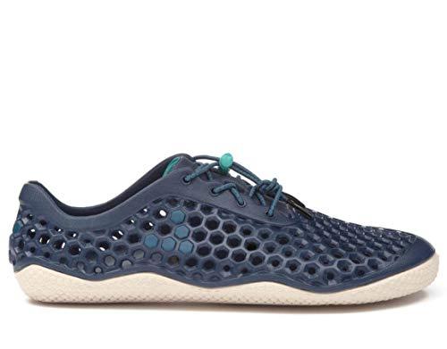 Vivobarefoot Ultra 3, Womens Vegan Lightweight Summer Water Shoe, with Barefoot Sole Navy