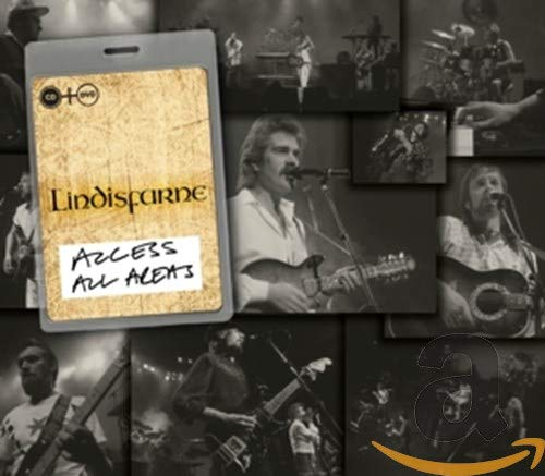 Access All Areas (CD & DVD)