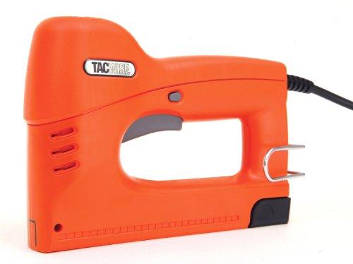 Tacwise 53EL - Grapadora / clavadora eléctrica 53EL para grapas de tipo...