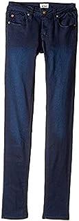 ハドソン Hudson Kids キッズ 女の子 ジーンズ ジーパン デニム Canal Blue Collin Skinny Fit Five-Poc 10BigKids [並行輸入品]