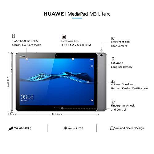 Huawei MediaPad M3 lite 10.1 - 2