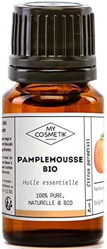 Huile essentielle de Pamplemousse BIO - MyCosmetik - 10 ml