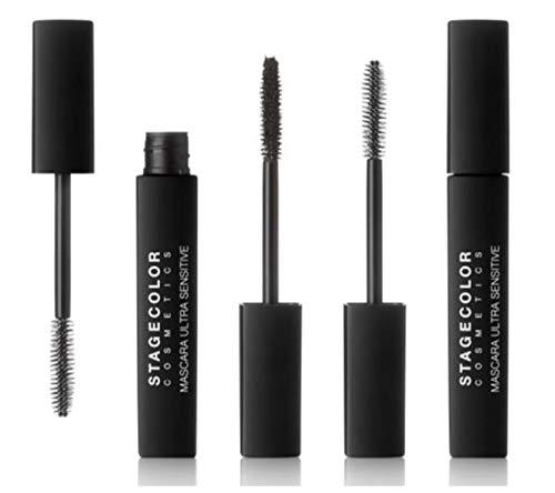 Stagecolor - Mascara Ultra Sensitive - Black - 12 ml