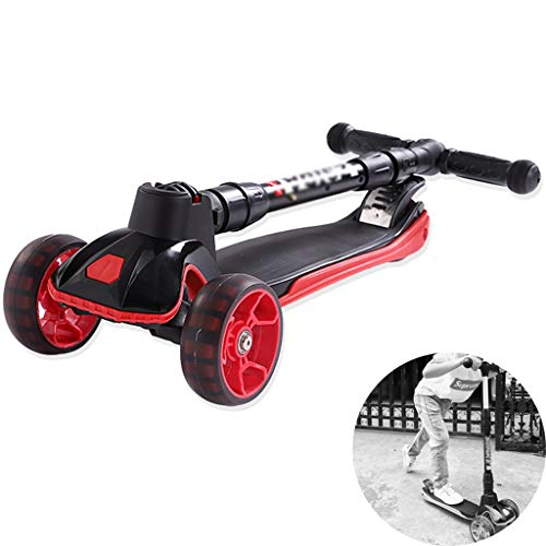 Why Should You Buy Scooters Self Balancing Children's 3-16 Year Old Male and Female Cartoon Skateboa...