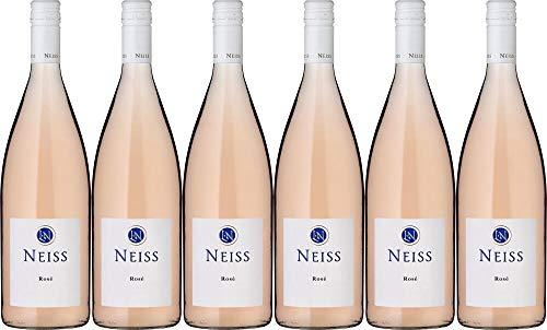 6x Neiss Rosé 1,0 2019 - Weingut Axel Neiss, Pfalz - Rosé