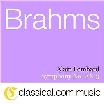 Johannes Brahms, Symphony No. 2 In D, Op. 73