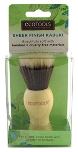 EcoTools Sheer Finish Kabuki Brush  (Pack of 2)
