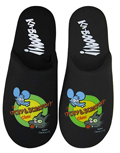 Zapatillas para Hombre The Simpsons Itchy and Scratchy