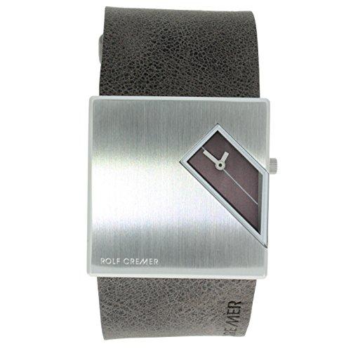 Rolf Cremer Straight Q 502201 Unisex Armbanduhr taupe