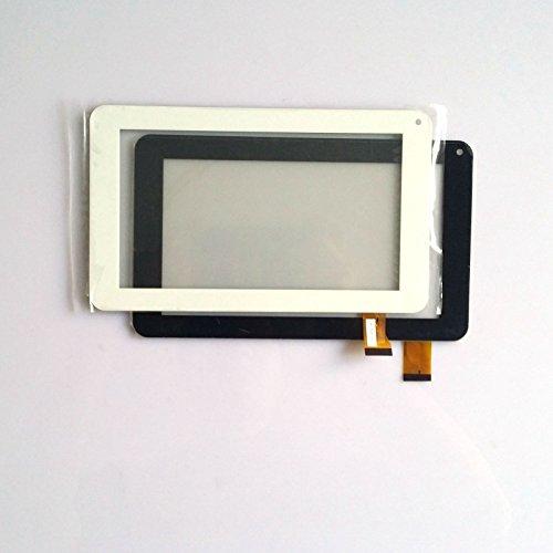 Blanco Color EUTOPING  De Nuevo 7 Pulgadas Pantalla tactil Digital La sustitución de para 7.0' AIRIS OnePad 741 750