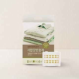 RDJSHOP Repelente de polillas para armarios Rentokil Work Well - Saquitos de fragancia para cajones y aparadores 10 packs*3