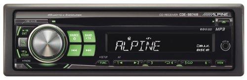Alpine CDE-9874R Autoradio 180 W