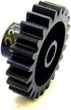 Hot Racing NSG23M1 23 Tooth Steel Mod 1 Pinion Gear 5mm