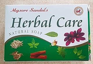 Mysore Sandal Herbal Care Soap, 100g