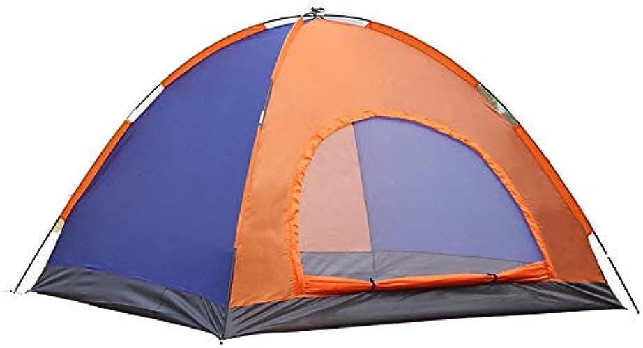 Tente, Loisirs De Plein Air à Deux étages - Tente De Voyage à Double Porte - Tente De Camping - Tente Double