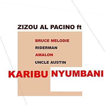 Karibu Nyumbani (feat. Bruce Melodie, Riderman, Uncle Austin & Amalon)