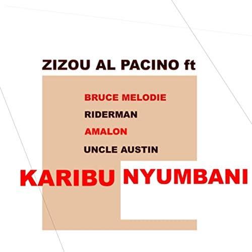 Zizou Al Pacino feat. Bruce Melodie, Riderman, Uncle Austin & Amalon