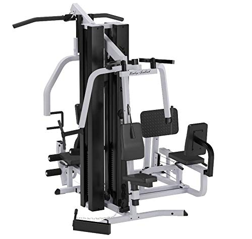 Product Image 5: Body-Solid EXM3000LPS Multi-Station Selectorized Gym for Light Commercial and Home Gym