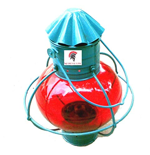 Lámparas de aceite náutico – Farol de cebolla de latón