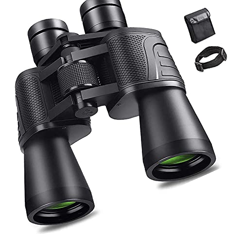 Outerman High Power Binoculars, 12×50 Binoculars with BAK4 Prism, FMC...