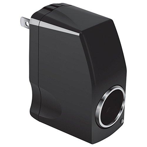Cellet Universal 12V Output AC Wall to DC Car Cigarette Lighter Port Power Converter Female Adapter -Convert 110 Volt to 12 Volt, AC/DC Adapter-2.0 Amp Output (Not for Air Compressor (1 Amp (1000mA))