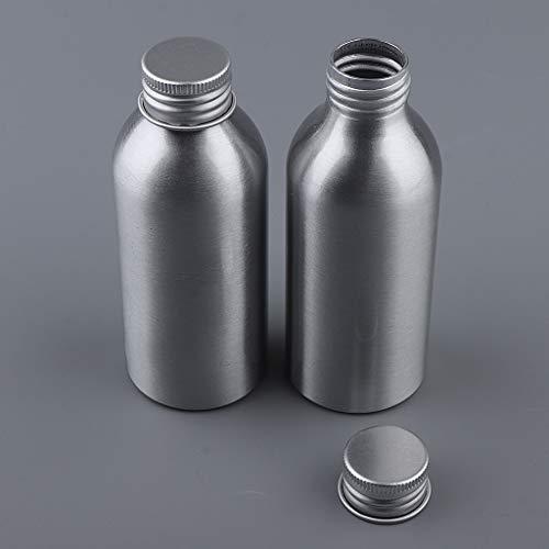 Paquete de 10 Piezas Tapas de Almacenamiento de Boca Ancha de Acero Inoxidable ZQYX Tapas de Tarro de mas/ón Regular Ball a Prueba de Fugas y a Prueba de /óxido
