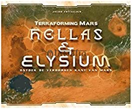 Terraforming Mars Hellas & Elysium - Nederlands Dutch