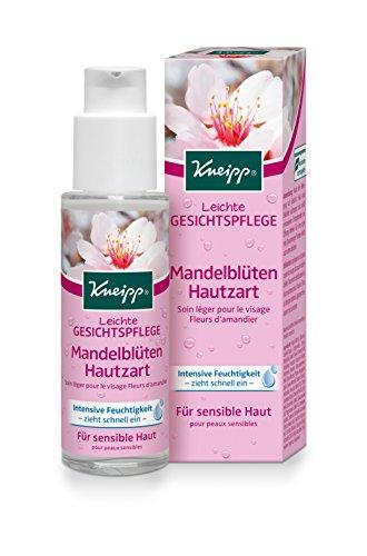 Kneipp Leichte Gesichtspflege Mandelblüten Hautzart, 50 ml, 1er Pack (1 x 0.05 l)