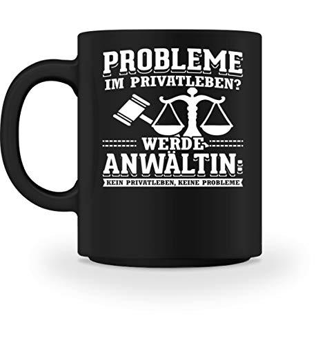 Chorchester Für jede Anwältin Ohne Privatleben Jura - Tasse