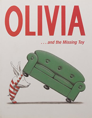 Olivia ...and the Missing Toy.