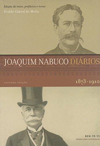 Diários de Joaquim Nabuco - Volume Único