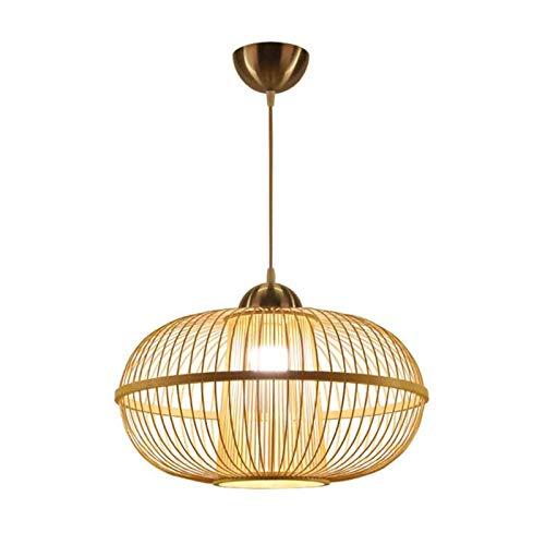 Lámpara de araña de ratán de mano vintage Luz de techo interior Cubierta de luz de techo LED Lámpara de araña de ratán tejida a mano Luz colgante Luz de restaurante Salón Pasillo Café