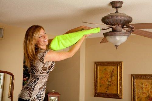 Ceiling Fan Duster 100% Microfiber