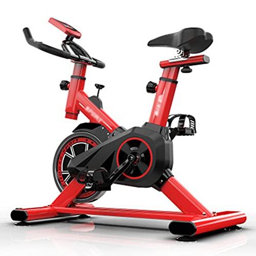 CJDM Bicicletas de Spinning, Equipos de Fitness para Interiores, Bicicletas estáticas para el hogar, Bicicletas estáticas, Equipos de Fitness, Bicicletas estáticas