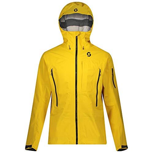 Scott Skijacke Herren Explorair 3L Corn Yellow XXL