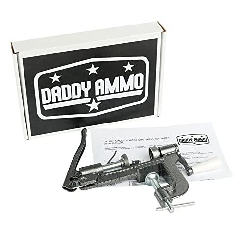 DADDY AMMO Shotshell Reloader - 12 Gauge...