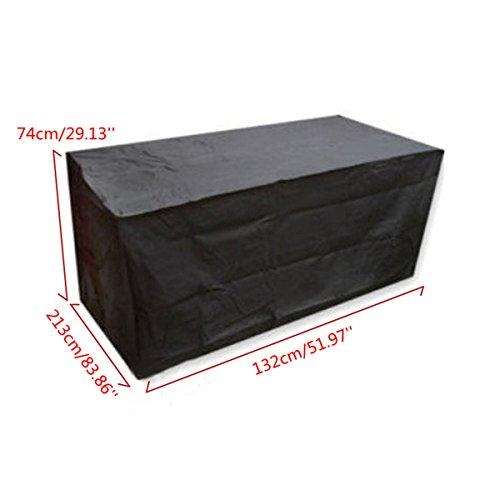 dDanke Wasserdichte UV-Abdeckung für den Außenbereich, Terrasse, Gartenmöbel, Regen, Schnee, Tisch, Stuhl, Sofa