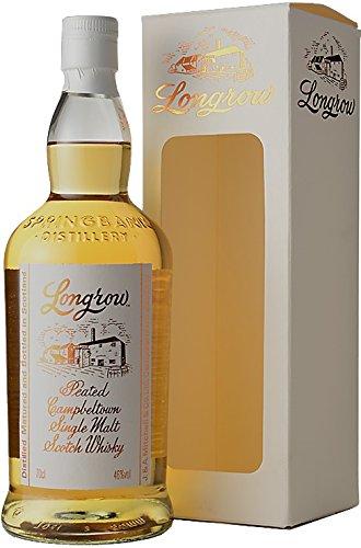 Longrow Peated Campbeltown Single Malt Scotch Whisky 0,70l