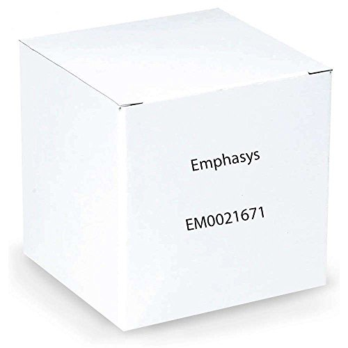 EMPHASYS EM0021671 IW6.7 in-Wall Speakers 6.5