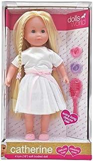 Dolls World Catherine Deluxe Long Hair - 8846