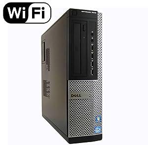Dell Optiplex 7010 SFF Desktop PC - Intel Core i5-3470 3.2GHz 4GB 250GB DVD Windows 10 Pro (Renewed)