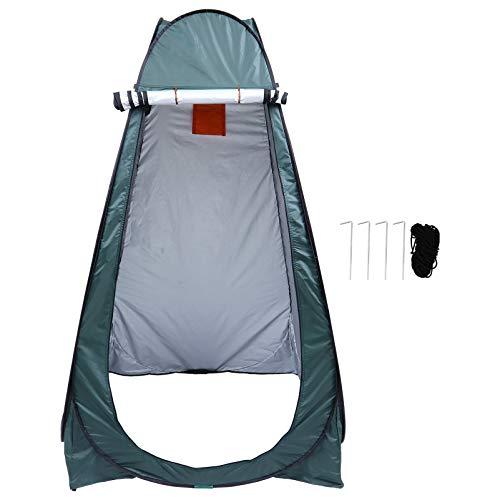 IMIKEYA Barraca de privacidade para acampamento ao ar livre portátil