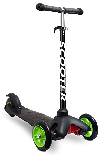 Scooters for Kids Toddler Scooter - Deluxe Aluminum 3 Wheel Glider