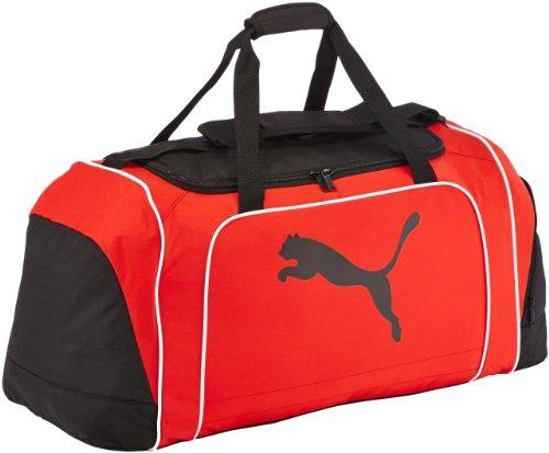 Puma Team Cat Sac de sport Homme Black/Puma Red/Black