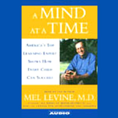 A Mind at a Time cover art