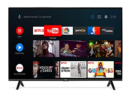 TV TCL 40' FHD Android TV LED 40A325