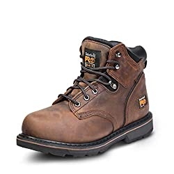Timberland PRO Men's Pit Boss Steel Toe work Boots Under $100